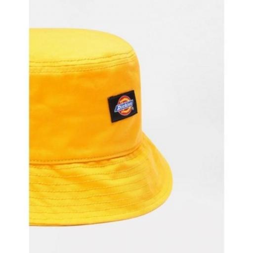 DICKIES Bucket Clarks Grove Cadnium Yellow [3]