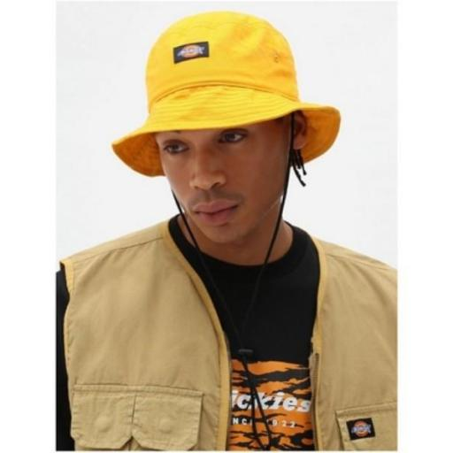 DICKIES Bucket Clarks Grove Cadnium Yellow