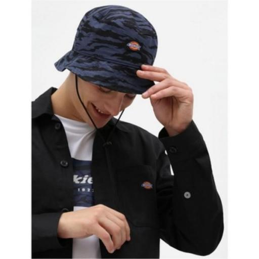 DICKIES Bucket Quamba Navy Blue
