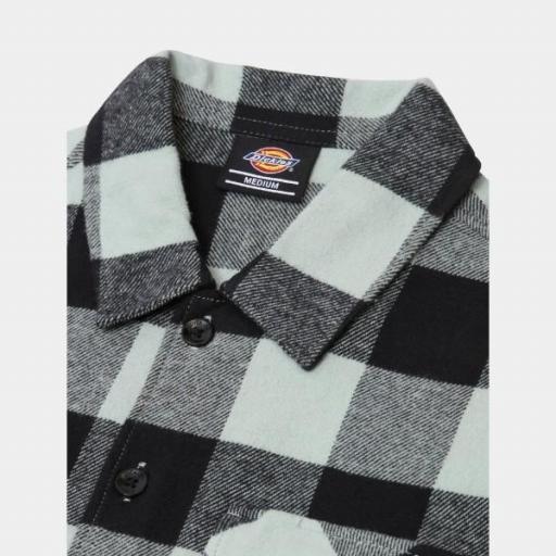DICKIES Camisa New Sacramento Shirt Jadeite [3]