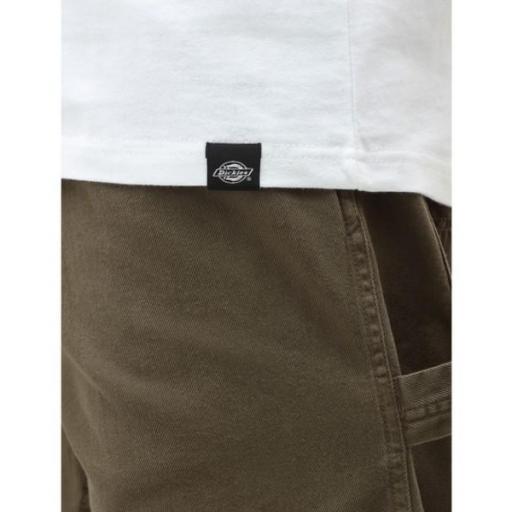 DICKIES Camiseta Icon Logo Tee White [3]