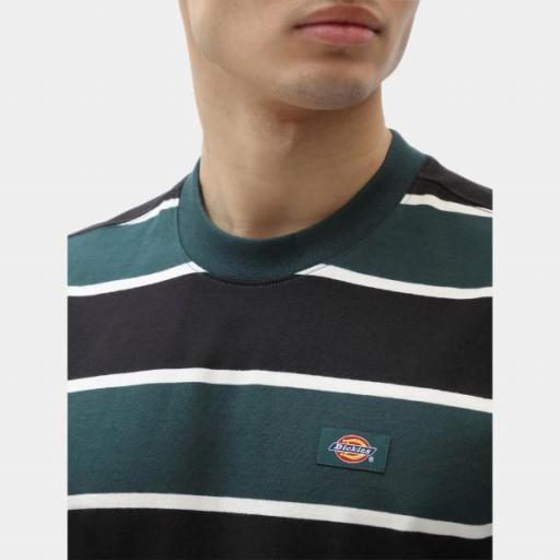 DICKIES Camiseta Oakhaven SS Ponderosa Pine [1]