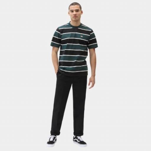 DICKIES Camiseta Oakhaven SS Ponderosa Pine [3]
