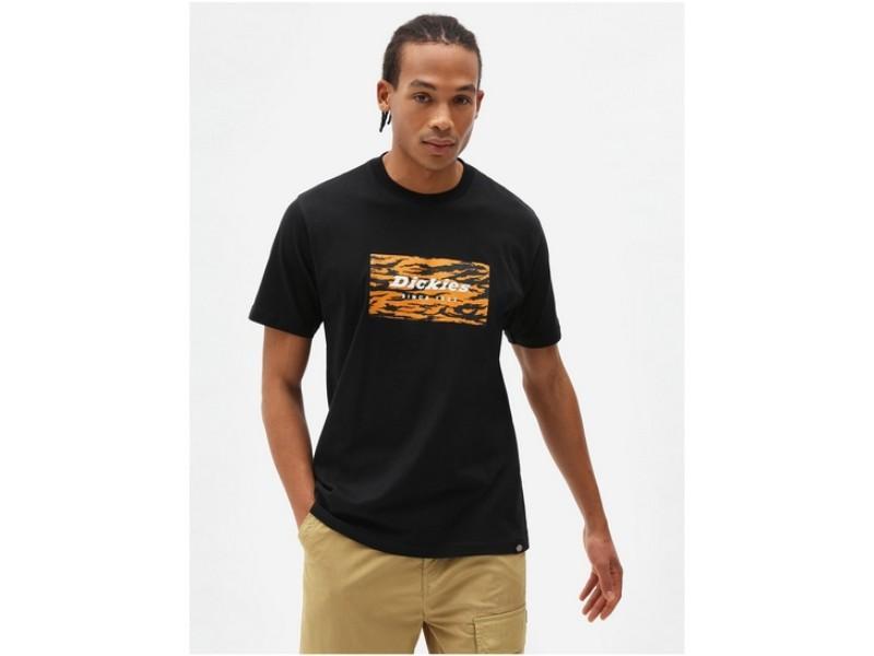 DICKIES Camiseta Quamba Box Tee Black