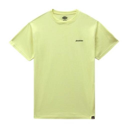 DICKIES Camiseta S/S Loretto Tee Mellow Green