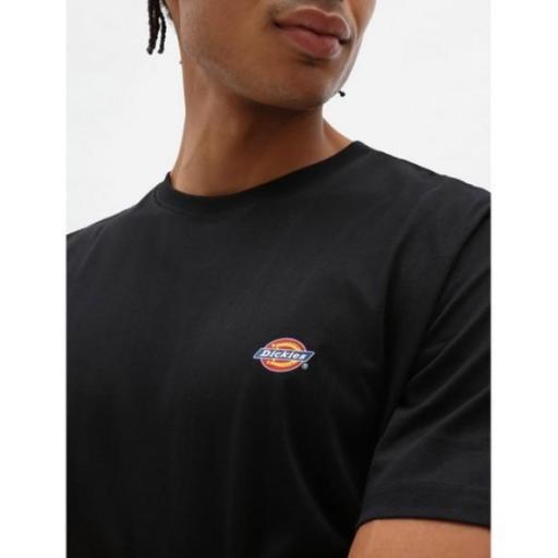 DICKIES Camiseta SS Mapleton T-Shirt Black [1]