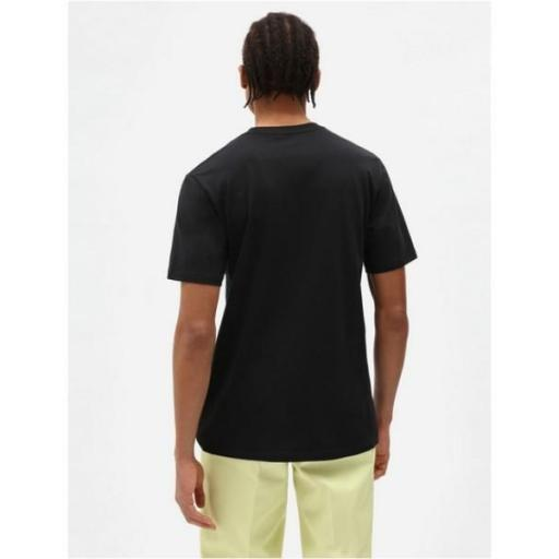 DICKIES Camiseta SS Mapleton T-Shirt Black [2]