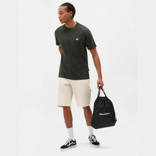 DICKIES Camiseta SS Mapleton T-Shirt Olive Green [3]