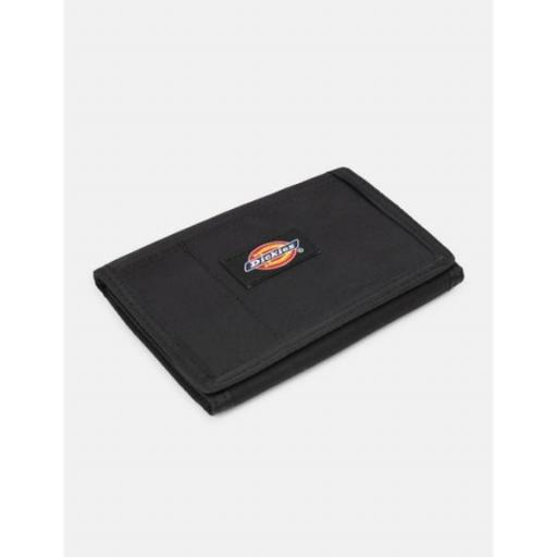 DICKIES Cartera Kentwood Wallet Black