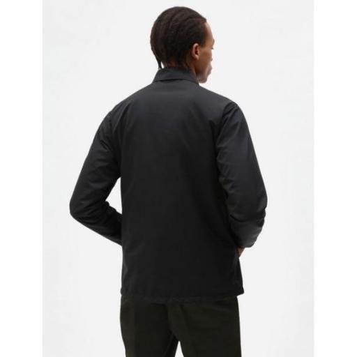 DICKIES Chaqueta Oakport Coach Black [2]
