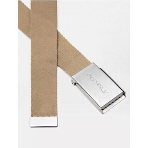 DICKIES Cinturón Brookston Khaki [1]