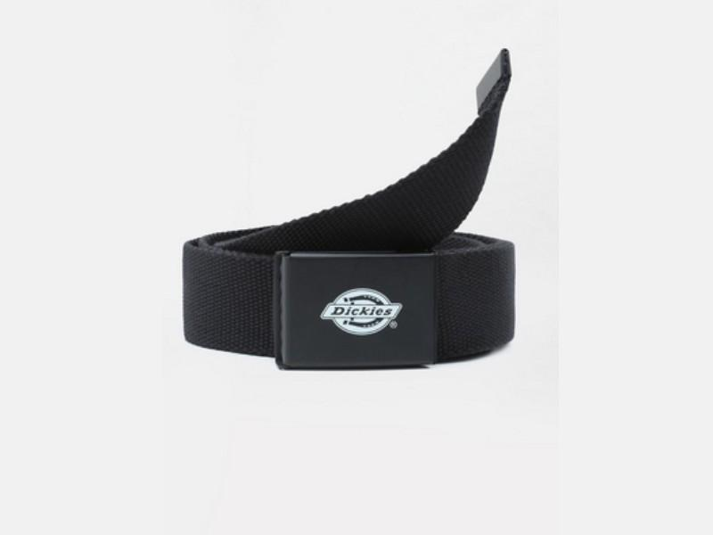 DICKIES Cinturón Orcutt Men Logo Buckle Belt Black