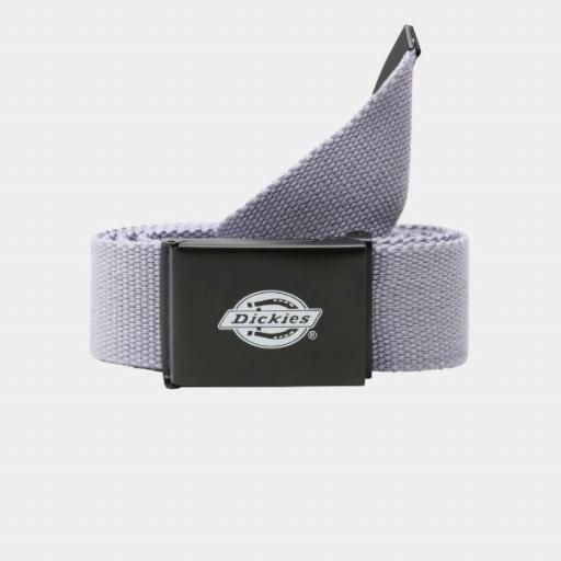 DICKIES Cinturón Orcutt Webbing Belt Lilac Grey