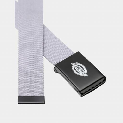 DICKIES Cinturón Orcutt Webbing Belt Lilac Grey [1]