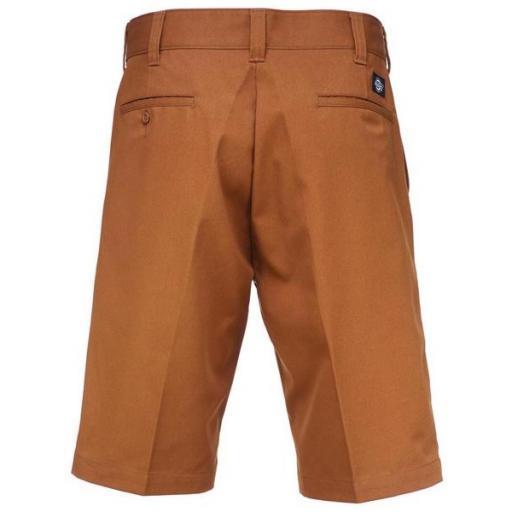 DICKIES Pantalón corto Industrial Work Short Brown Duck [0]