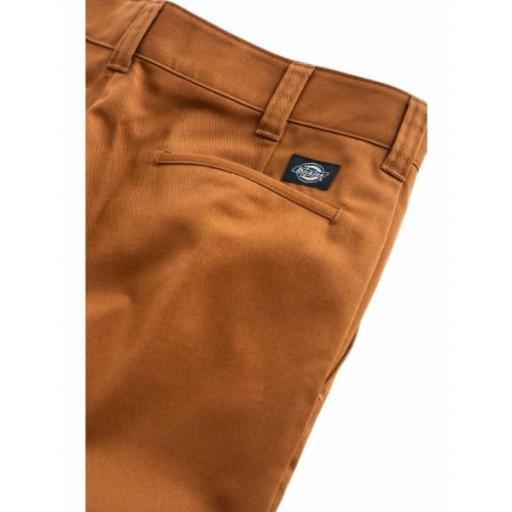 DICKIES Pantalón corto Industrial Work Short Brown Duck [2]