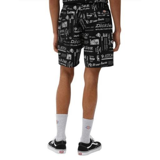 DICKIES Pantalón Pillager Short Black