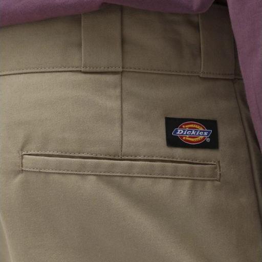 DICKIES Pantalón Slim STGT WkShort Flex Khaki [3]