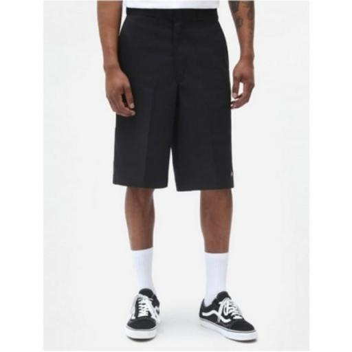 DICKIES Pantalon corto 13 Inch Multi Pocket Work Short Black