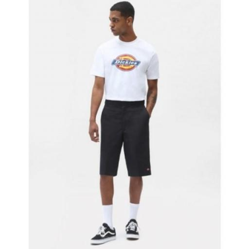 DICKIES Pantalon corto 13 Inch Multi Pocket Work Short Black [3]