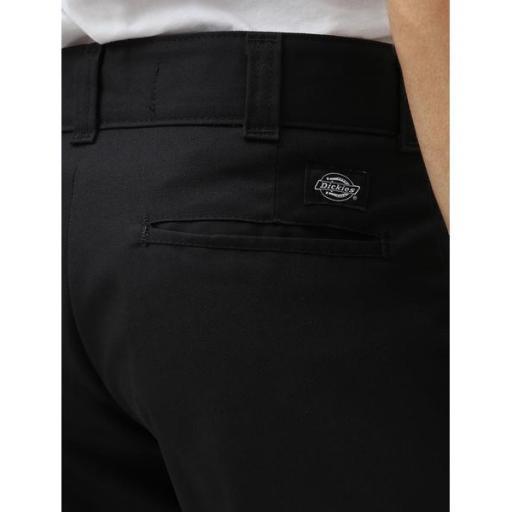 DICKIES Pantalón corto Industrial Work Short Black [1]