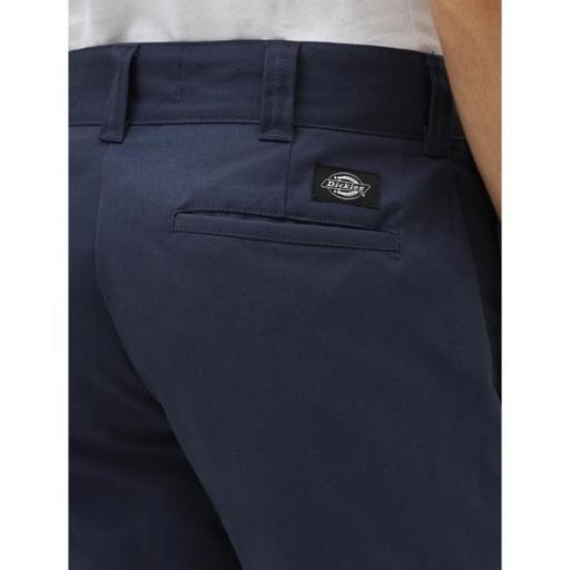 DICKIES Pantalón corto Industrial Work Short Navy Blue [1]