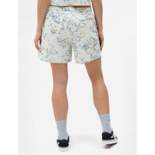DICKIES Pantalón corto Sunburg Short W Fog Blue [3]