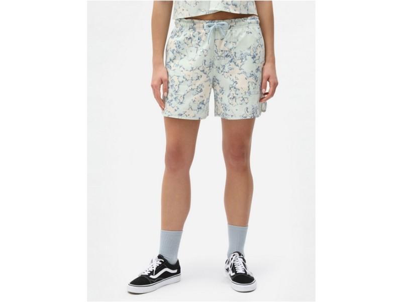 DICKIES Pantalón corto Sunburg Short W Fog Blue