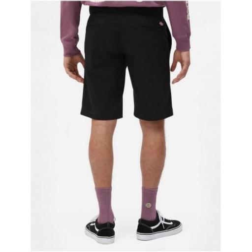 DICKIES Short Slim STGT WkShort Flex Black [0]