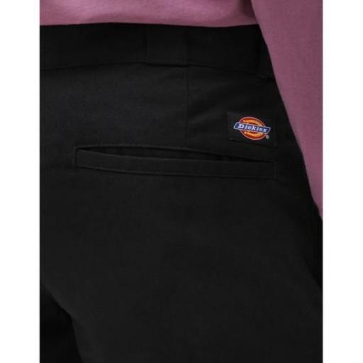 DICKIES Short Slim STGT WkShort Flex Black [2]