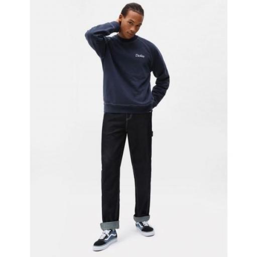 DICKIES Sudadera Halma Sweatshirt Navy Blue [3]
