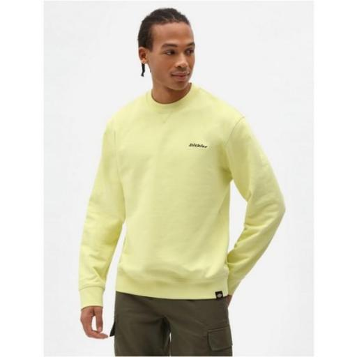 DICKIES Sudadera Loretto Sweatshirt Mellow Green