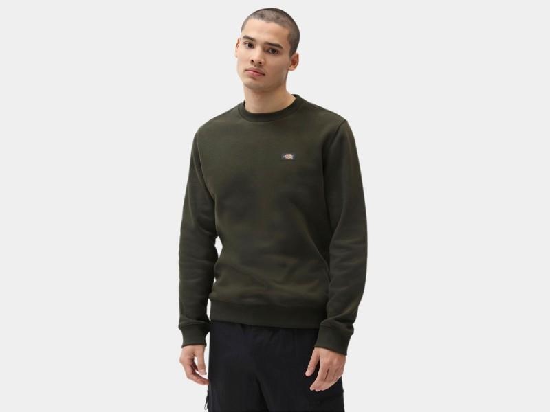 DICKIES Sudadera Oakport Sweatshirt Olive Green