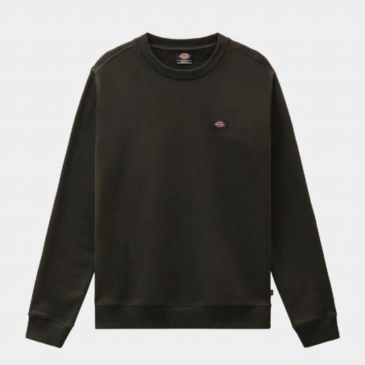 DICKIES Sudadera Oakport Sweatshirt Olive Green [2]