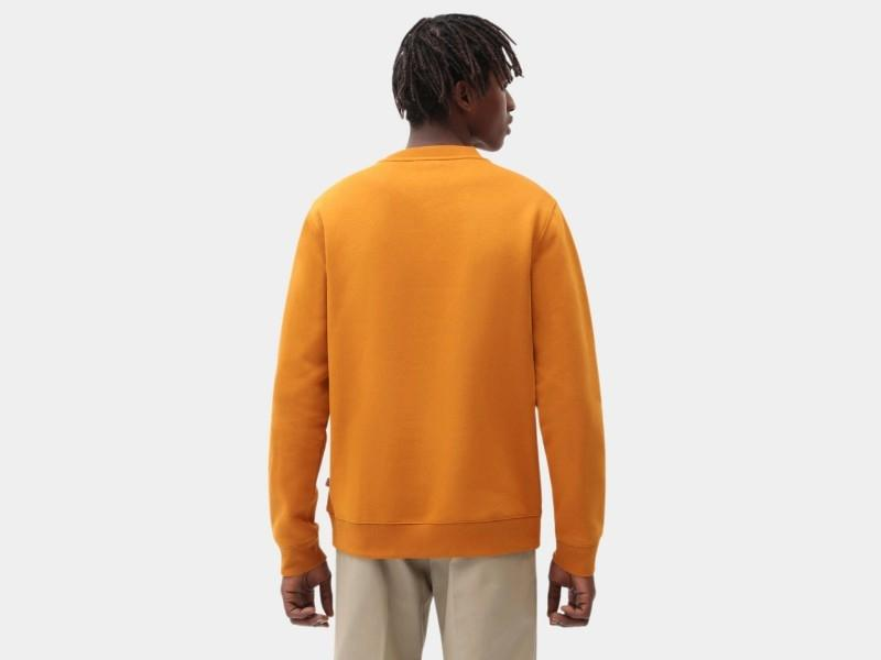 DICKIES Sudadera Oakport Sweatshirt Pumpkin Spice