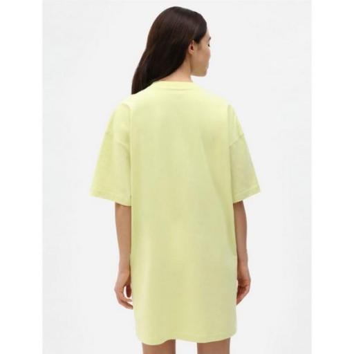 DICKIES Vestido Loretto Dress Mellow Green [0]