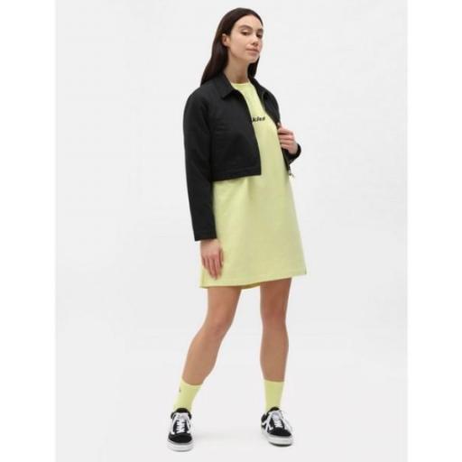 DICKIES Vestido Loretto Dress Mellow Green [3]