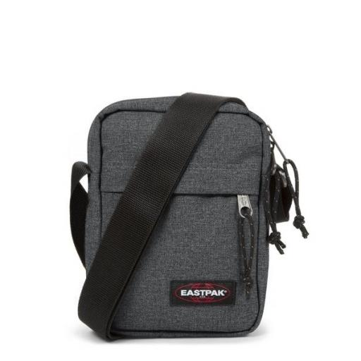 EASTPAK Bolso Bandolera The One Black Denim