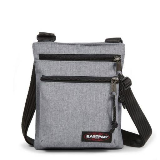EASTPAK Bolso Rusher Sunday Grey