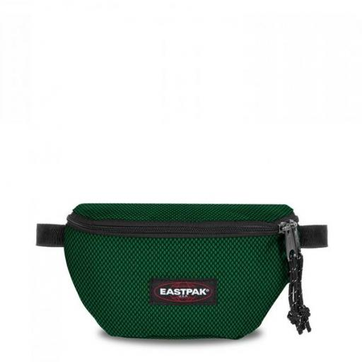 EASTPAK Riñonera Springer Mesh Green