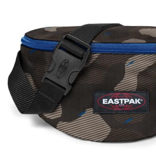 EASTPAK Riñonera Springer Peak Blue [3]