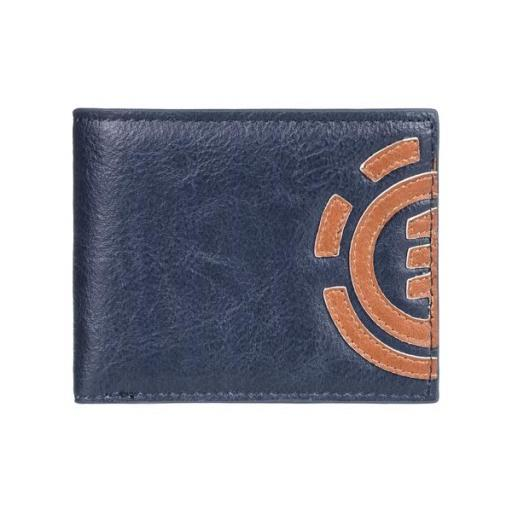 ELEMENT Cartera Daily Wallet Insignia Blue