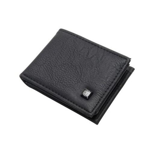 ELEMENT Cartera Segur Black