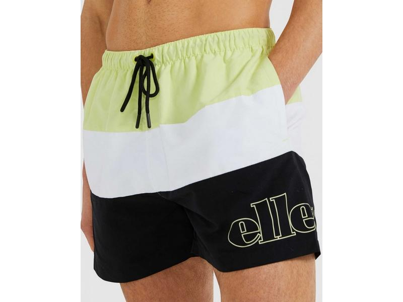 ELLESSE Bañador Masio Short Light Green White Black