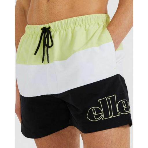 ELLESSE Bañador Masio Short Light Green White Black [0]