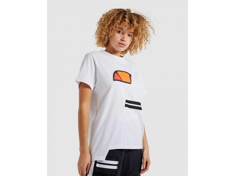 ELLESSE Camiseta Alibi Oversized T-Shirt White