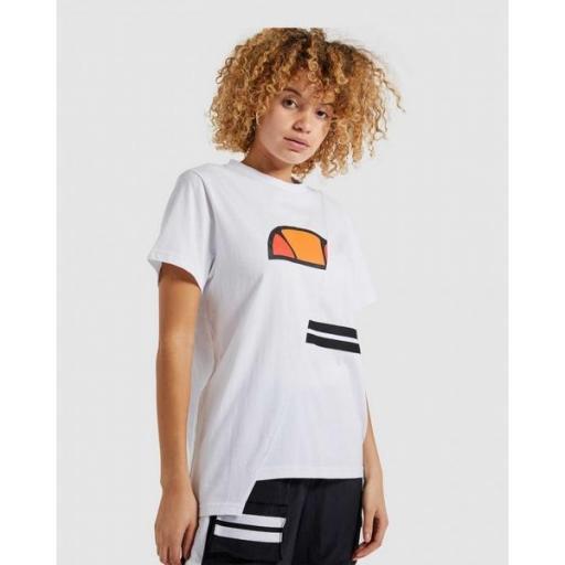 ELLESSE Camiseta Alibi Oversized T-Shirt White [0]