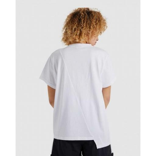 ELLESSE Camiseta Alibi Oversized T-Shirt White [2]