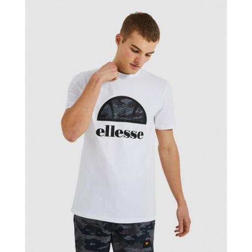 ELLESSE Camiseta Alta Via Tee White