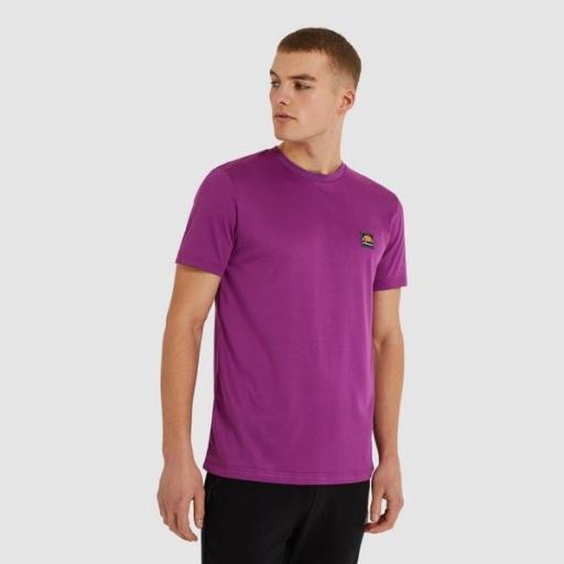 ELLESSE Camiseta Antako Tee Purple [1]